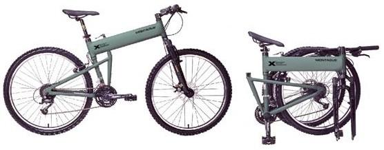 Велосипед в разобранном виде занимает меньше места