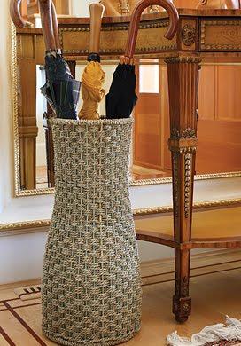 Стойка для зонтов в классическом стиле