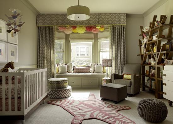 Балкон, объединенный с детской комнатой
