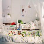 Фото 149: Светлая детская для двух детей