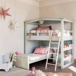 Фото 163: Детская комната для девочек