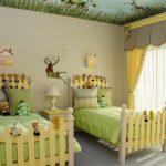 Фото 103: Дизайн комнаты для двух девочек