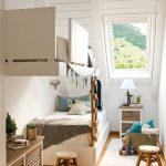 Фото 138: Двухъярусная кровать в детской для двух детей
