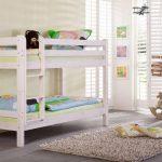 Фото 74: Двухъярусная кровать для двоих детей
