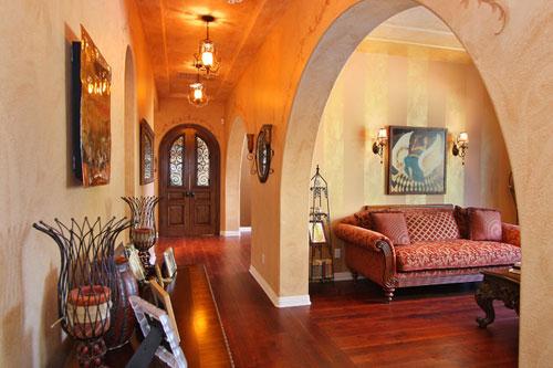 Интерьер дома в едином стиле с фото