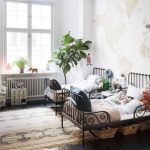 Фото 142: Кованные кровати в детской для двух детей