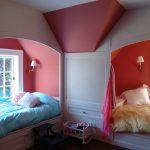 Фото 39: Расположение кроватей в эркерах