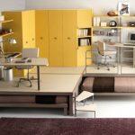 Фото 78: Рабочие места на подиуме с выкатными кроватями
