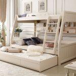 Фото 76: Двухъярусная кровать с выкатным дополнительным местом