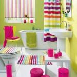 Фото 17: Сочетание цветов в ванной комнате
