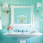 Фото 3: Аксессуары в ванной комнате