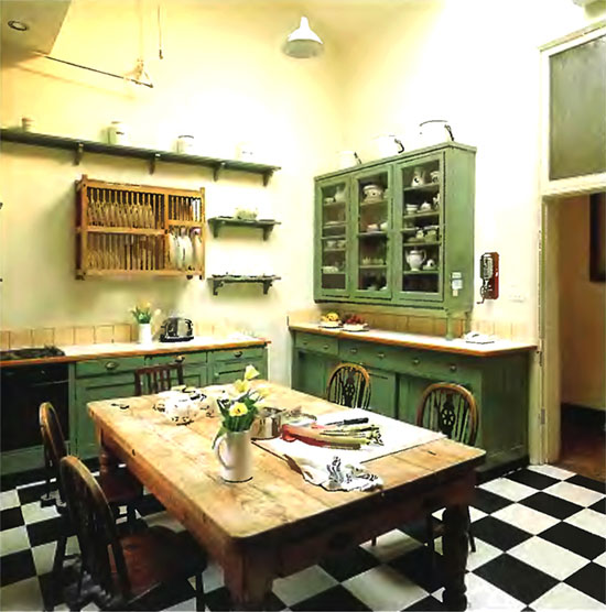 for Old house kitchen ideas