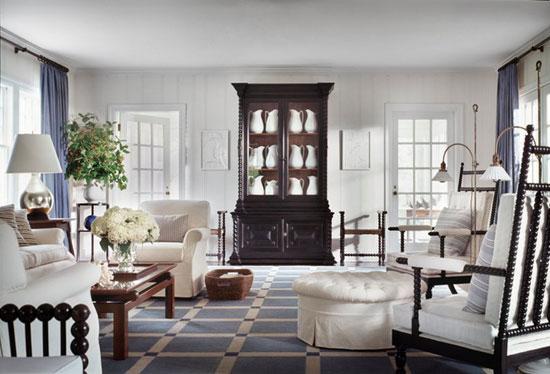 Белые стеклянные двери