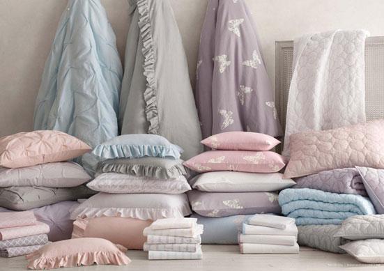 Текстиль для детской комнаты