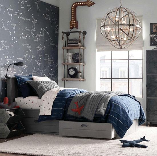 Детская комната для мальчишки фото
