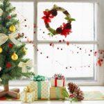 Фото 61: Новогоднее украшение окошка