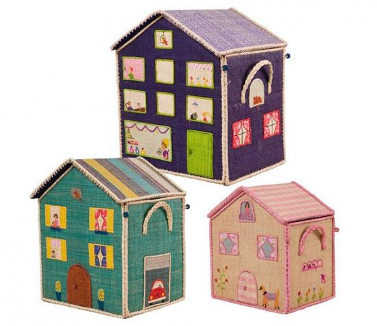 Декоративные коробки из картона