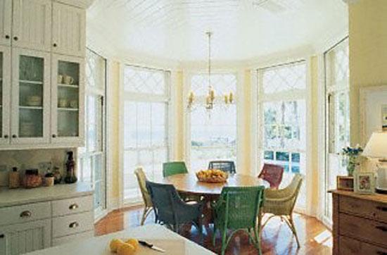 Арочные окна в интерьере частного дома