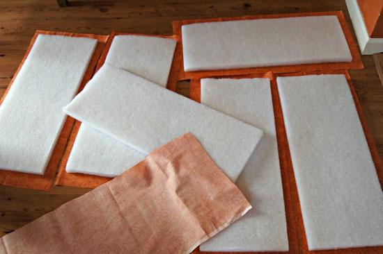 Мастер-класс по изготовлению бортиков для кроватки