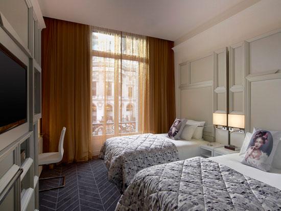 Двухместная спальня