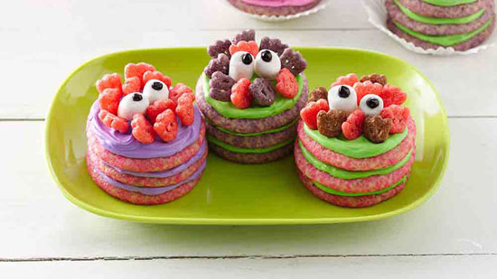 Праздничные закуски для детского стола