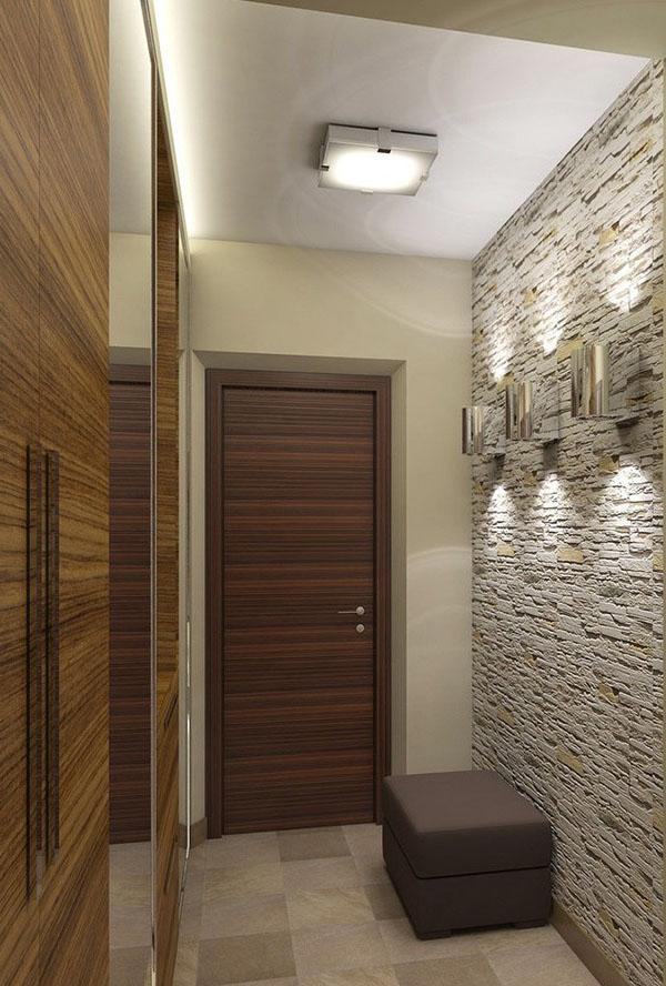Дизайн прихожей и коридора в малогабаритной квартире