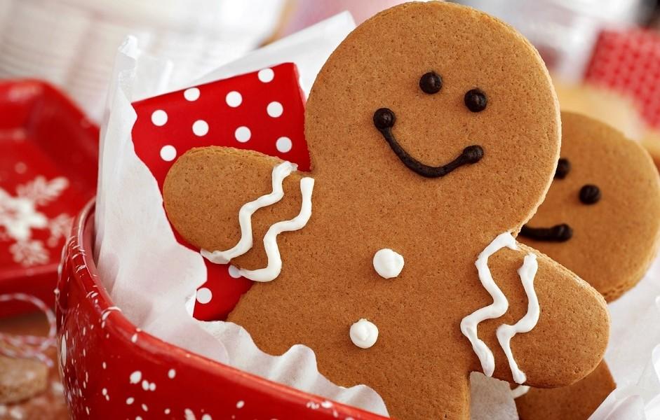 имбирное печенье своими руками на новый год