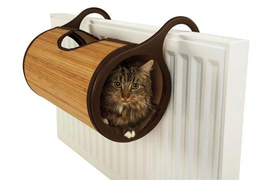 Лежанка для кошки своими руками - Diy ru