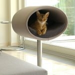 Фото 75: Лежанка для кошки в стиле хай тек