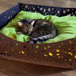 Фото 81: Корзинка для кошки