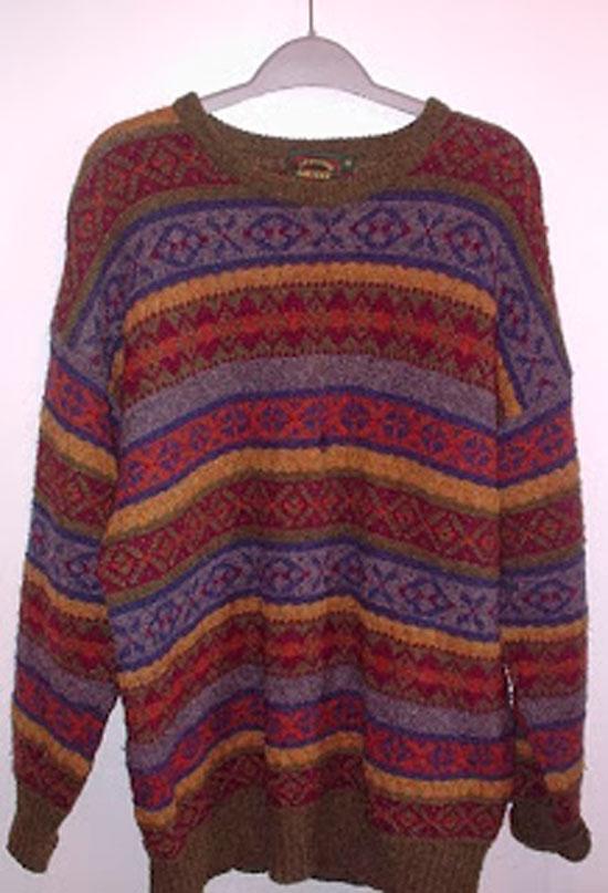 Лежанка из свитера своими руками фото 549