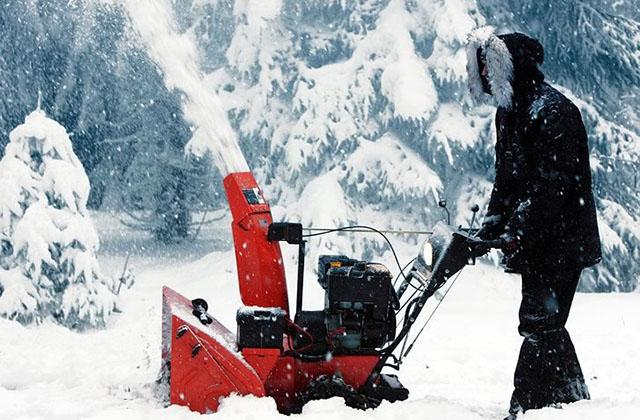 снегоуборочная техника для дома