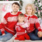 Фото 87: Фото в новогодних свитерах
