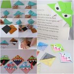 Фото 42: Зубастик на уголок оригами