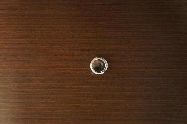 Видеоглазок в дверь