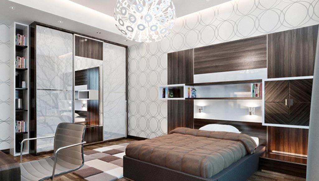 Комната для молодого человека дизайн