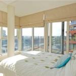 Фото 154: Панорамные окна в спальне