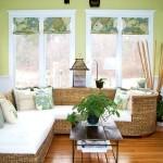 Фото 204: Зелёные стены