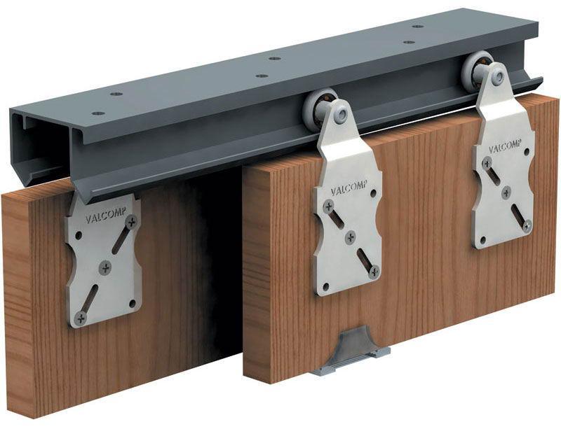 Механизм раздвижных дверей