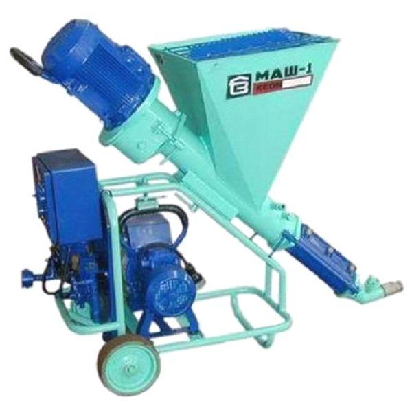 аппарат для механизированного распыления штукатурки