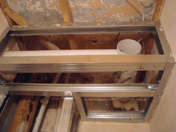 фундамент для туалета на даче