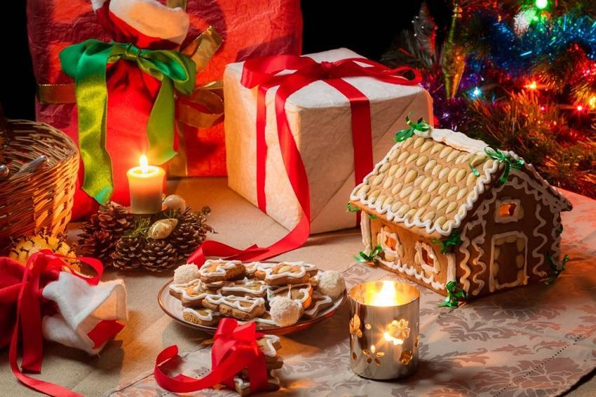 Самодельные новогодние подарки