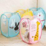 Фото 35: Детские корзины для белья