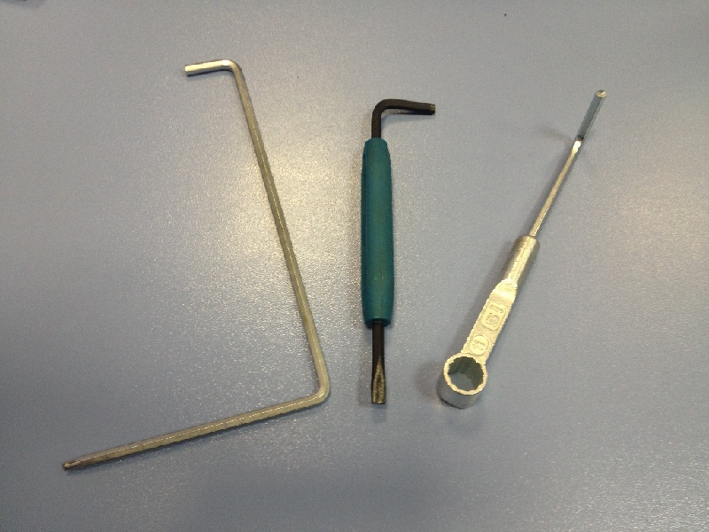 Basic tools for adjusting windows