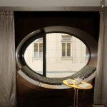 Фото 48: Откосы для овального окна с лежаком