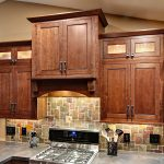 Фото 46: Скрытая кухонная вытяжка