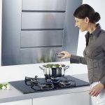 Фото 51: Вертикальная кухонная вытяжка