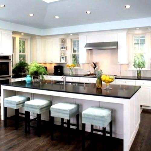 Барная стойка для кухни комбинированная