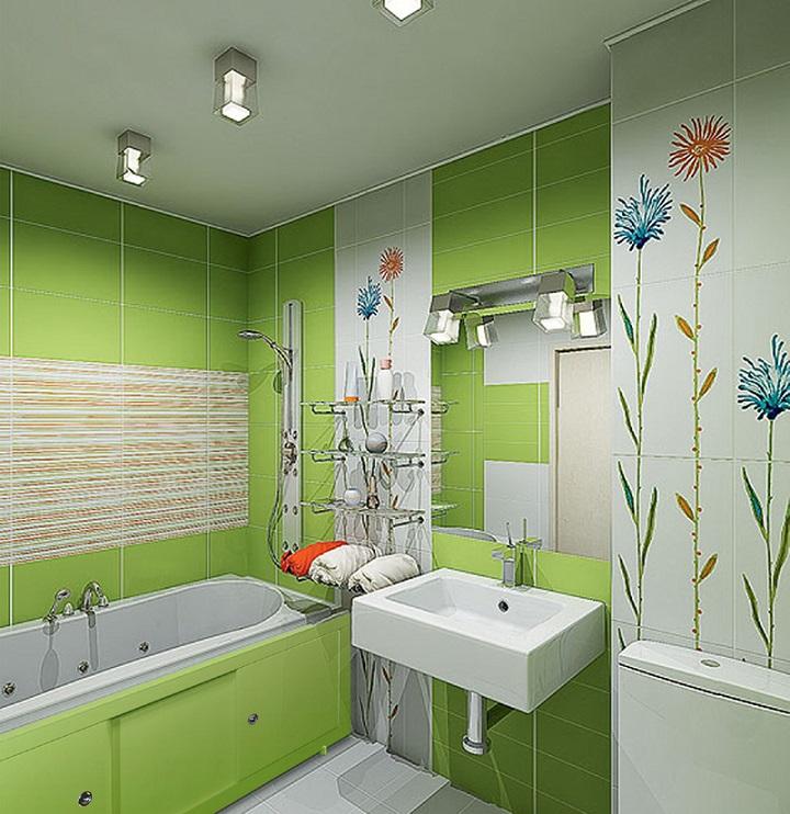 Маленькая ванная комната в хрущевке дизайн кафель