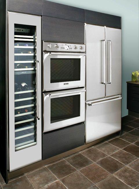 Встроенные кухни из пластика фото